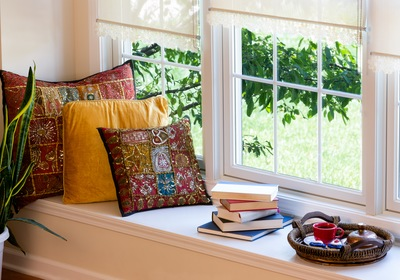 How Window Seats Can Improve Your Custom Home