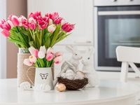 Set the Table for Spring in Your New Home