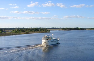 Halifax River, Intracoastal Waterway
